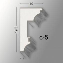 19,5X10 CORNICE LINEA EASY COD. C-5